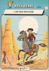 Rock Derby -41- L'or des Navajos