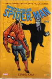 Spectacular Spider-Man (L'intégrale) -12- L'intégrale 1988
