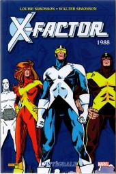 X-Factor (L'Intégrale) -3- 1988