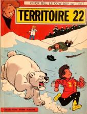 Chick Bill (collection Jeune Europe) -745'- Territoire 22