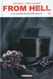 From Hell, une autopsie de Jack l'éventreur -2- Tome 2