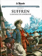 Les grands Personnages de l'Histoire en bandes dessinées -67- Suffren, La bataille de Gondelour