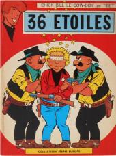 Chick Bill (collection Jeune Europe) -850'- 36 étoiles