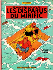 Chick Bill (collection Jeune Europe) -120'- Les disparus du Mirific