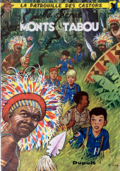 La patrouille des Castors -7- Le secret des Monts Tabou