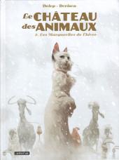 Le château des Animaux -2a2021- Les Marguerites de l'hiver