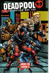 Deadpool - La collection qui tue (Hachette) -5515- Agent de l'arme X