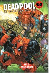 Deadpool - La collection qui tue (Hachette) -5634- Hulk : Code rouge