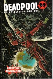 Deadpool - La collection qui tue (Hachette) -5751- Opération Annihilation