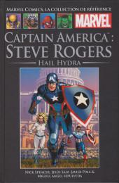 Marvel Comics - La collection (Hachette) -187141- Captain America : Steve Rogers Hail Hydra