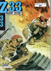 Z33 agent secret (Imperia) -153- Le paravent chinois