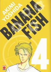 Banana Fish (Perfect edition) -4- Tome 4