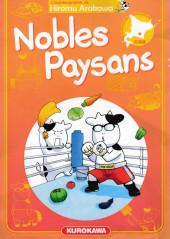 Nobles paysans -6- Tome 6