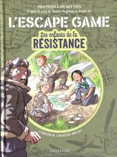 Les enfants de la Résistance -HS2- L'Escape Game - L'évasion de l'aviateur anglais