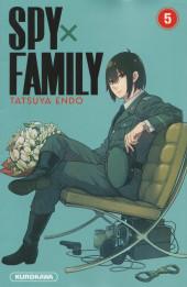 Spy x Family -5- Volume 5