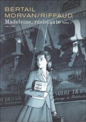 Madeleine, Résistante -HC- Tome 1