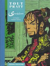 Tout Pratt (collection Altaya) -65- Sandokan et d'autres histoires brèves.