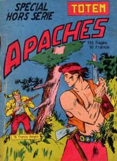 Apaches (Totem Spécial HS, Kris Spécial HS, puis) -1- La lutte sans merci