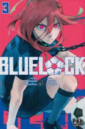 Blue lock -3- Tome 3