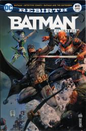 Batman Bimestriel (Urban Comics) -11- Tome 11