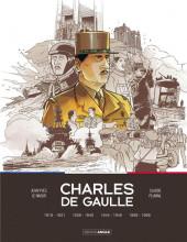 Charles de Gaulle (Le Naour/Plumail) -INT- Intégrale