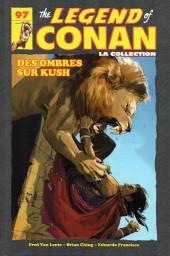 The savage Sword of Conan (puis The Legend of Conan) - La Collection (Hachette) -9722- Des Ombres sur Kush