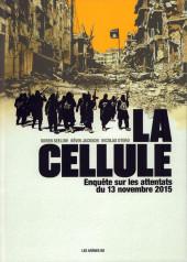 La cellule (Otéro) - La Cellule : Enquête sur les attentats du 13 Novembre 2015