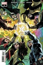 X-men Vol.6 (Marvel comics - 2021) -2- Issue #2