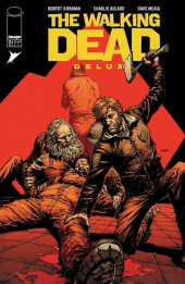 The walking Dead (2020) - Deluxe -21- Issue #21