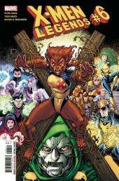 X-Men Legends (Marvel Comics - 2021) -6- Issue #6