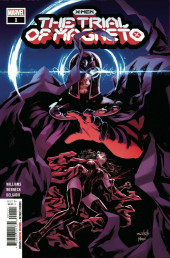 The trial of Magneto (Marvel Comics - 2021) -1- Issue #1