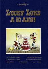 Lucky Luke -HS03- Lucky Luke a 50 ans!