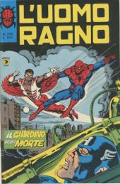 L'uomo Ragno V1 (Editoriale Corno - 1970)  -270- Il Giardino della Morte