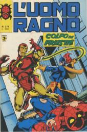 L'uomo Ragno V1 (Editoriale Corno - 1970)  -271- Colpo di Frusta