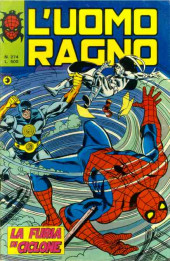 L'uomo Ragno V1 (Editoriale Corno - 1970)  -274- La Furia di Ciclone