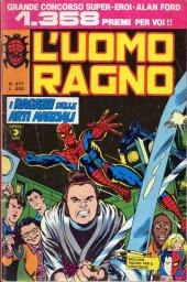 L'uomo Ragno V1 (Editoriale Corno - 1970)  -277- I Ragazzi delle Arti Marziali