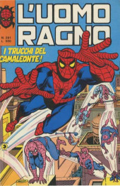 L'uomo Ragno V1 (Editoriale Corno - 1970)  -281- I Trucchi del Camaleonte