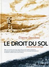 Le droit du sol - Journal d'un vertige - Le droit du sol - journal d'un vertige