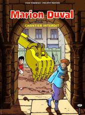 Marion Duval -14- Chantier interdit