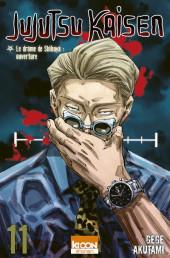 Jujutsu Kaisen -11- Tome 11