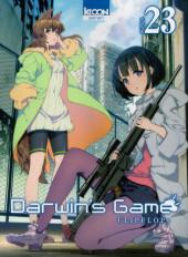 Darwin's Game -23- Tome 23