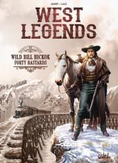 West Legends -5- Wild Bill Hickok - forty bastards