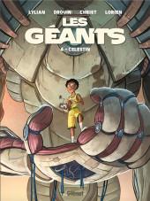 Les géants (Lylian/Drouin) -4- Célestin