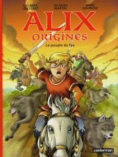 Alix origines -2- Le peuple du feu