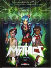 Les mythics -13- Paresse
