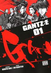 Gantz:E -1- Volume 01