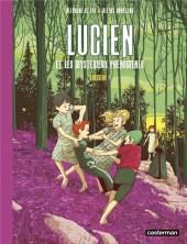 Lucien et les mystérieux phénomènes -3- Sorcière !