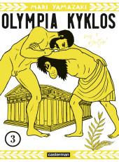 Olympia Kyklos -3- Tome 3