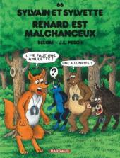 Sylvain et Sylvette -66- Renard est malchanceux