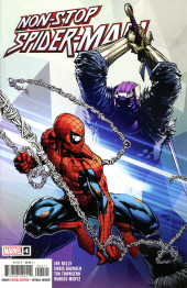 Non-Stop Spider-Man (Marvel Comics - 2021) -4- The Secret Lives of Savages